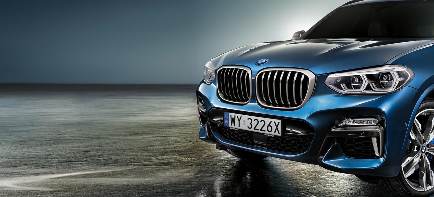 Chłodny Wybierz BMW z pakietem M Sport. | Dealer BMW Bawaria Motors Katowice AM57