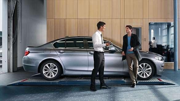 Poważnie Oferty i usługi Dealera | Dealer BMW Bawaria Motors Katowice KZ85